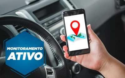 Você sabe qual é a diferença entre um rastreador tradicional e o monitoramento ATIVO?